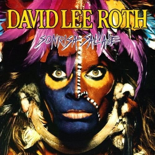 David Lee Roth - Sonrisa Salvaje (Friday Music remastered reissue 2018)